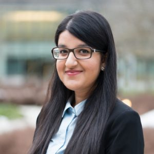 Naina Grewal - Director of Communications