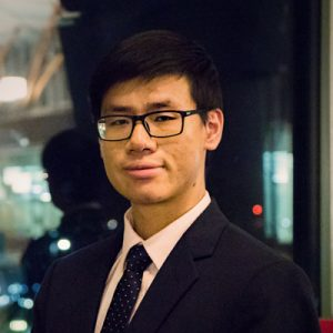 Eric Wang - Tax Project Manager for Volunteer Coordination
